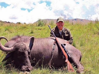 1 Water Buffalo + 4 Full Hunting Days